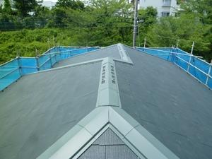 横浜市F邸エコリフォーム・7(断熱改修)
