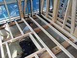 大黒柱のある地熱住宅(防蟻処理2)