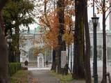 街は秋から冬の景色に・・・